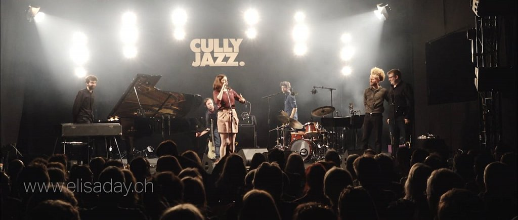 ELisa Day @ CullyJazz 2019